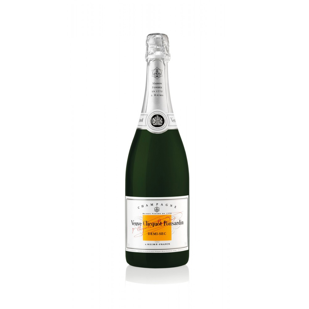 Szampan Veuve Clicquot Demi-Sec poj. 0,75L