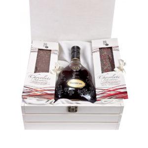 Zestaw prezentowy koniak Hennessy X.O
