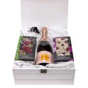 Zestaw prezentowy dla Pań Veuve Clicquot Rosé