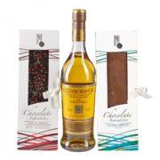 Zestaw prezentowy dla Panów whisky Glenmorangie Original 10 Year Old 0,7l