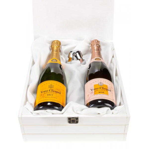 Zestaw prezentowy Veuve Clicquot 2