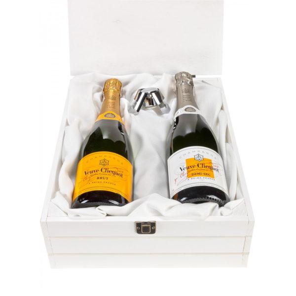 Zestaw prezentowy Veuve Clicquot 1