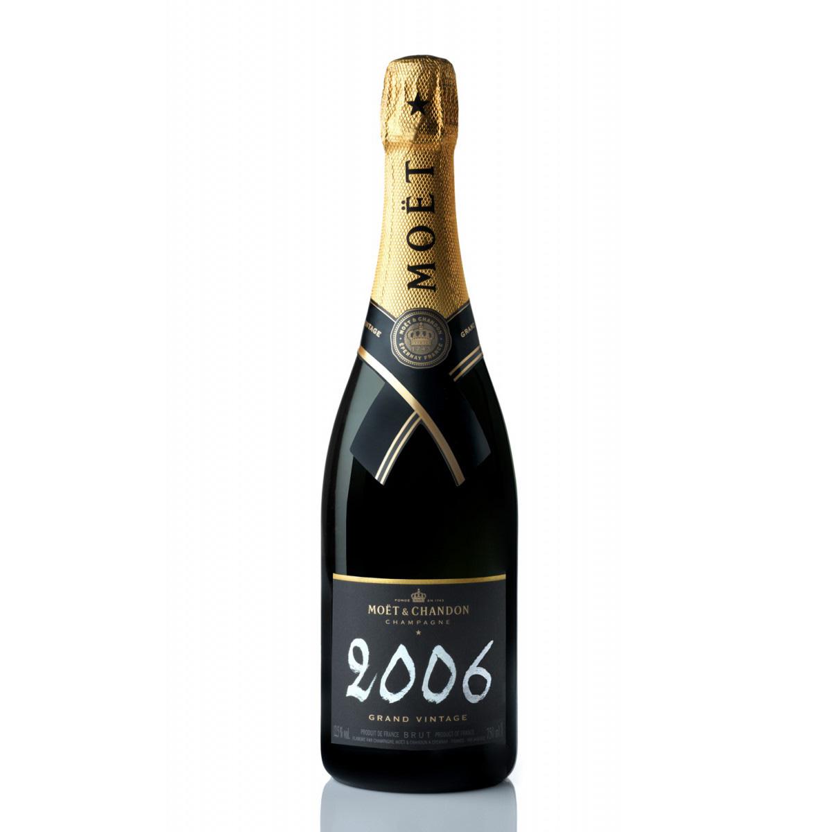 Moët & Chandon Grand Vintage Blanc 2012