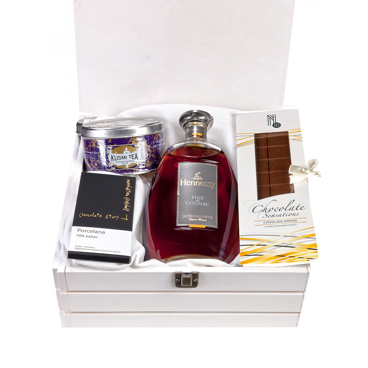 Zestaw prezentowy Hennessy Fine de Cognac