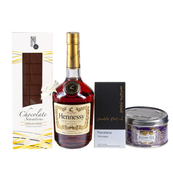 Zestaw prezentowy Hennessy VS
