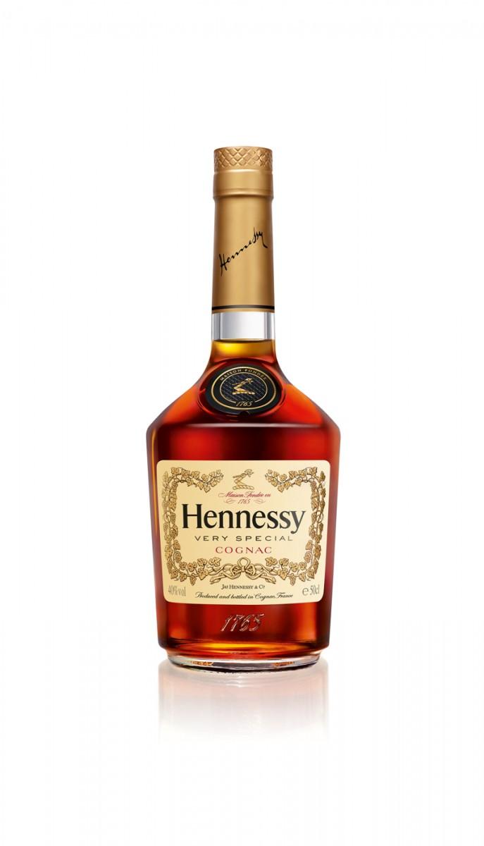 Hennessy VS 0,5 ltr