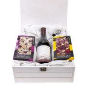 Zestaw prezentowy dla Pań Cloudy Bay Pinot Noir