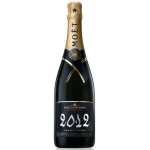 Szampan Moët & Chandon Grand Vintage Blanc 2013 0,75 Ltr