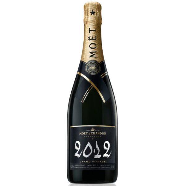 Szampan Moët & Chandon Grand Vintage Blanc 2012 0,75 Ltr