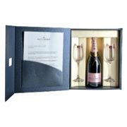 Zestaw prezentowy luksusowy - Moët & Chandon Rosé Impérial