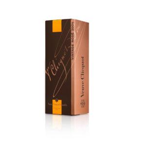 Veuve Clicquot Vintage Rosé 2012 w kartoniku 0,75L
