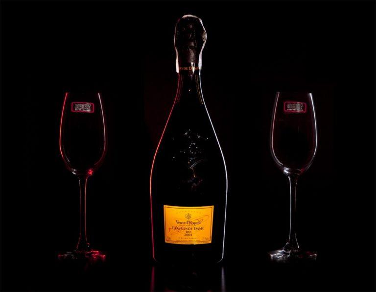 Zestaw prezentowy luksusowy - Veuve Clicquot La Grande Dame 2008