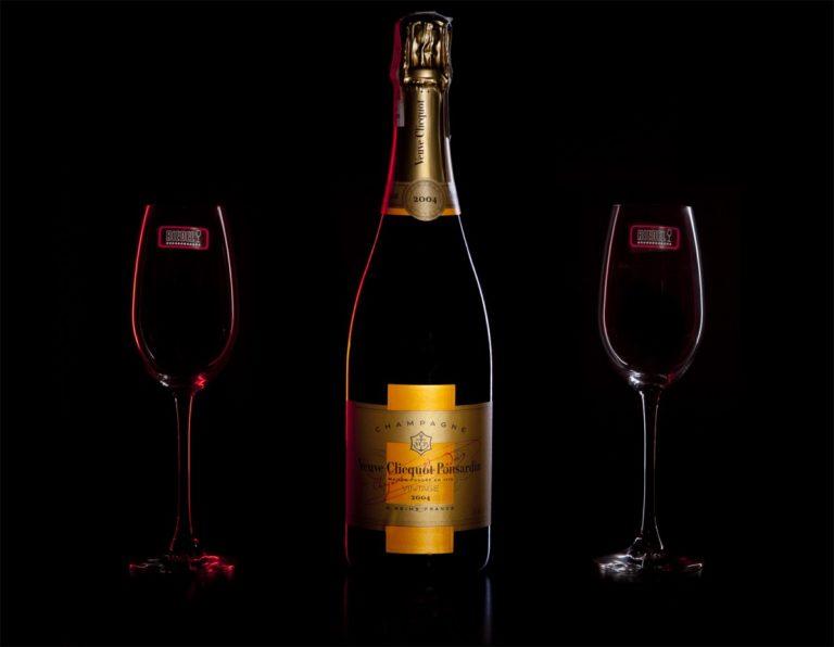 Zestaw prezentowy luksusowy - Veuve Clicquot Vintage 2012