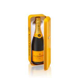 Veuve Clicquot Brut Yellow Fridge