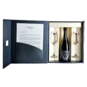 Zestaw prezentowy luksusowy - Dom Perignon P2 1998