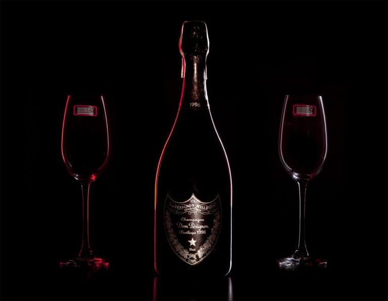Zestaw prezentowy luksusowy - Dom Perignon P2 2002 Vintage