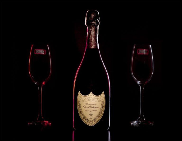 Zestaw prezentowy luksusowy - Dom Perignon Vintage 2010