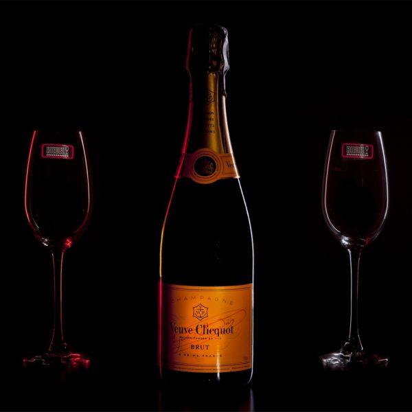 Zestaw prezentowy luksusowy - Veuve Clicquot Brut