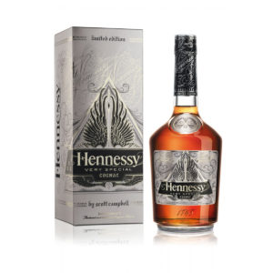 Hennessy VS Scott Campbell