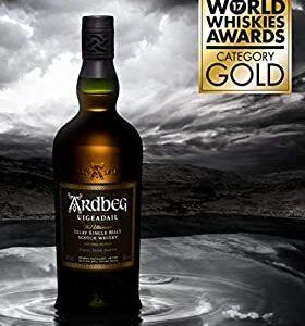 Whisky Ardbeg An Oa w kartoniku 0,7l