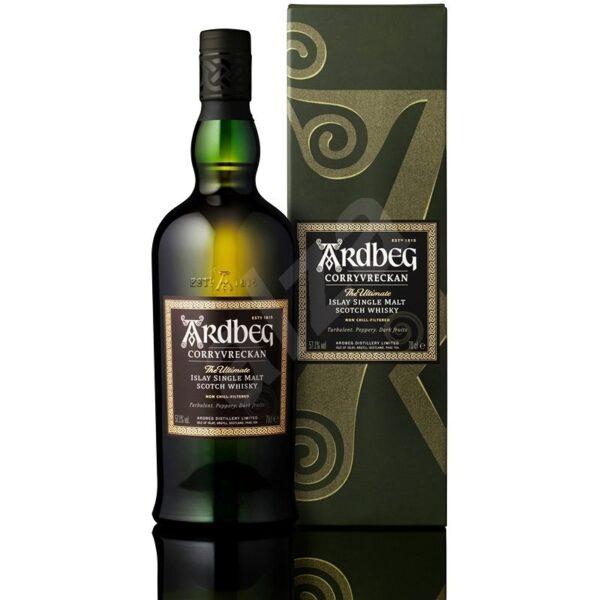 Whisky Ardbeg Corryvreckan w kartoniku 0,7L