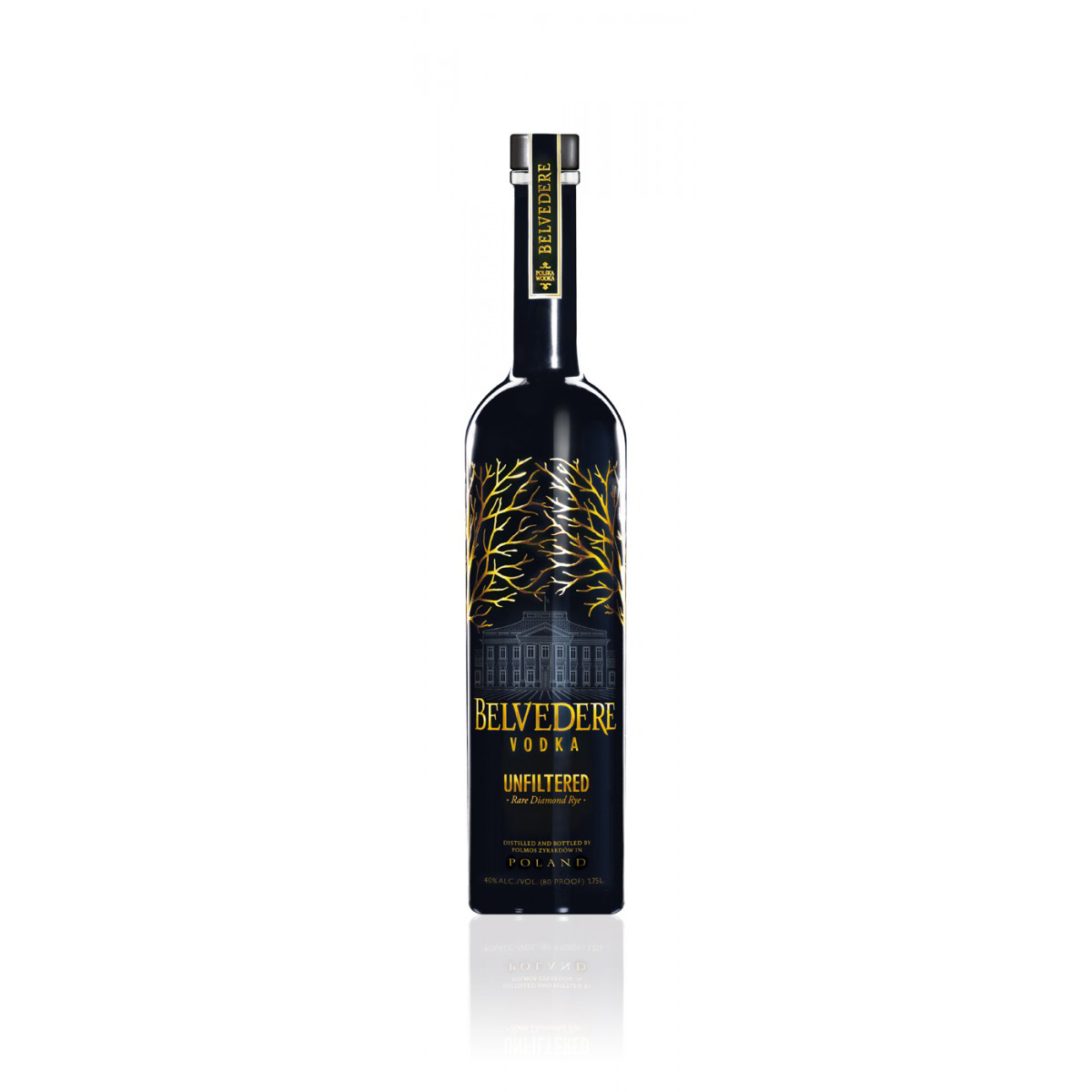 Belvedere Unfiltered 1,75 ltr
