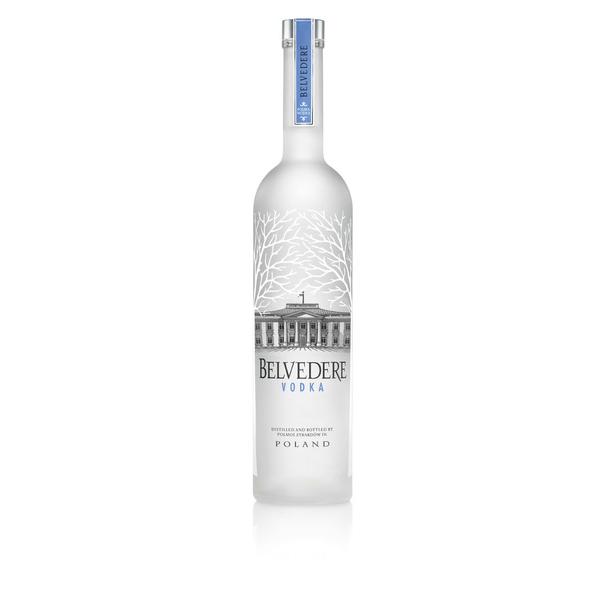 Belvedere 0,7 ltr
