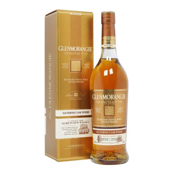 Glenmorangie Nectar D'Or w kartoniku 0,7L