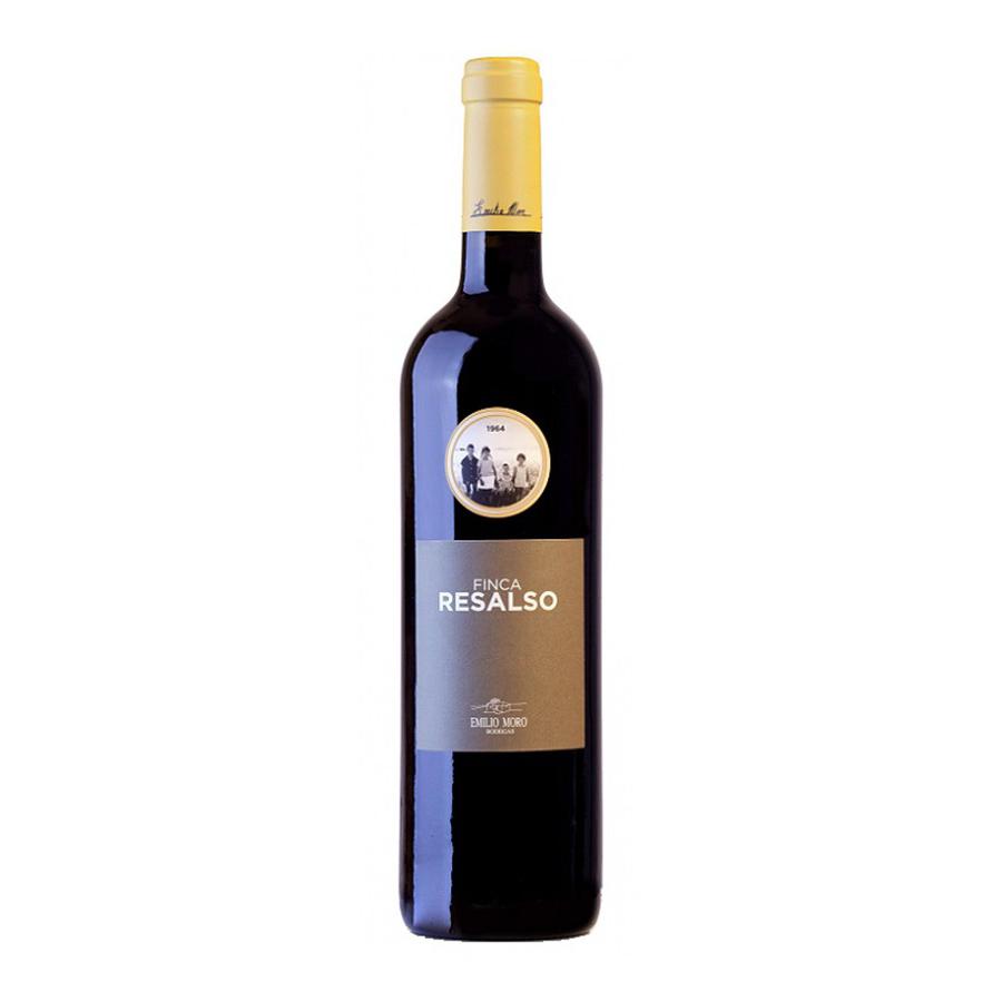Wino Finca Resalso Emilio Moro 2019 D.O. Ribera del Duero 0,75L