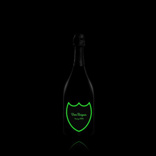 Dom Perignon Blanc 2010 Luminous Label