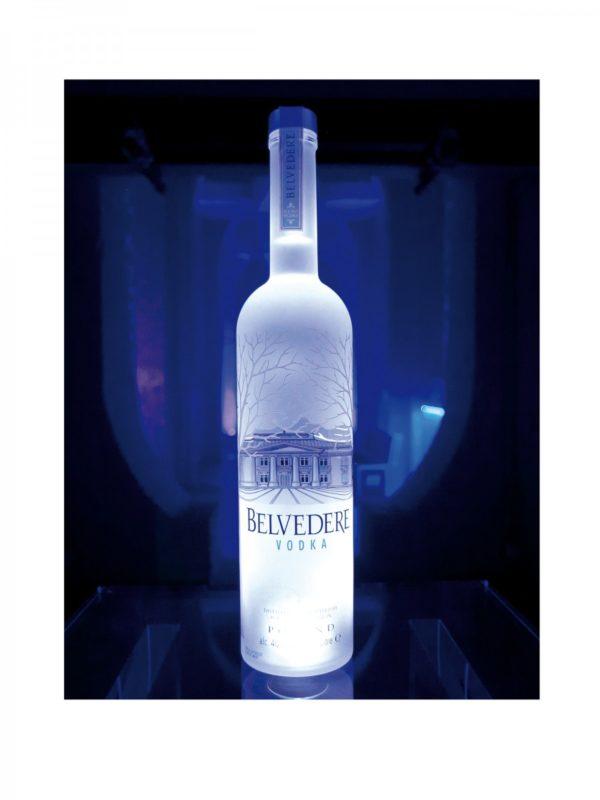 Wódka Belvedere (Illuminator) podświetlana 1,75l
