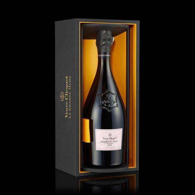 Szampan Veuve Clicquot La Grande Dame Rosé 2006 w kartoniku 0,75L