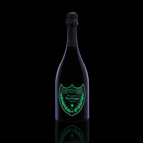 Dom Perignon Blanc 2010 Luminous Label