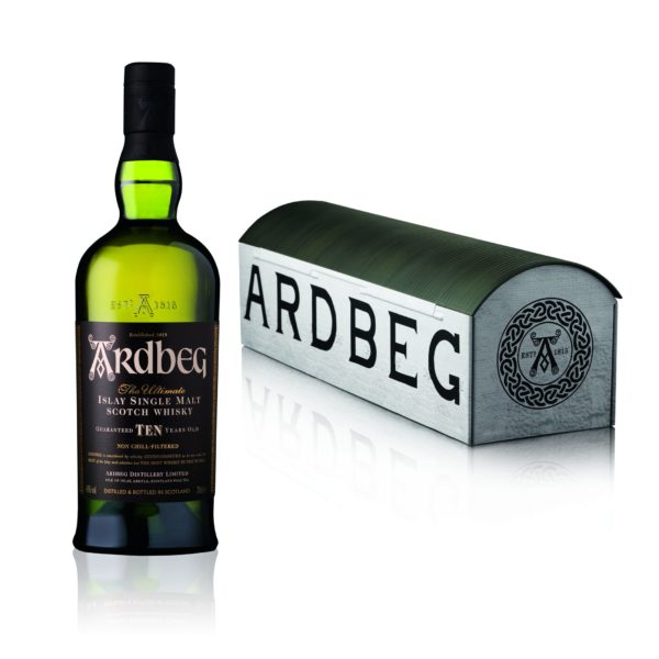 Ardbeg 10 Y.O. Warehouse Pack