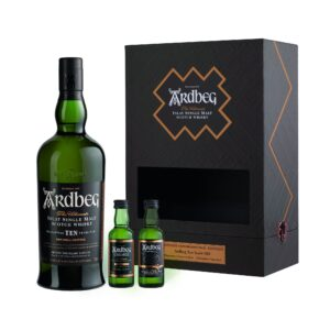 Ardbeg 10 Y.O. Exploration Pack +2 miniaturki