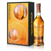 Glenmorangie The Original 10 Y.O. Cask + 2 szklanki