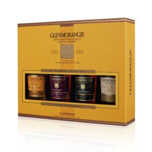 Glenmorangie Zestaw 4 x 10cl