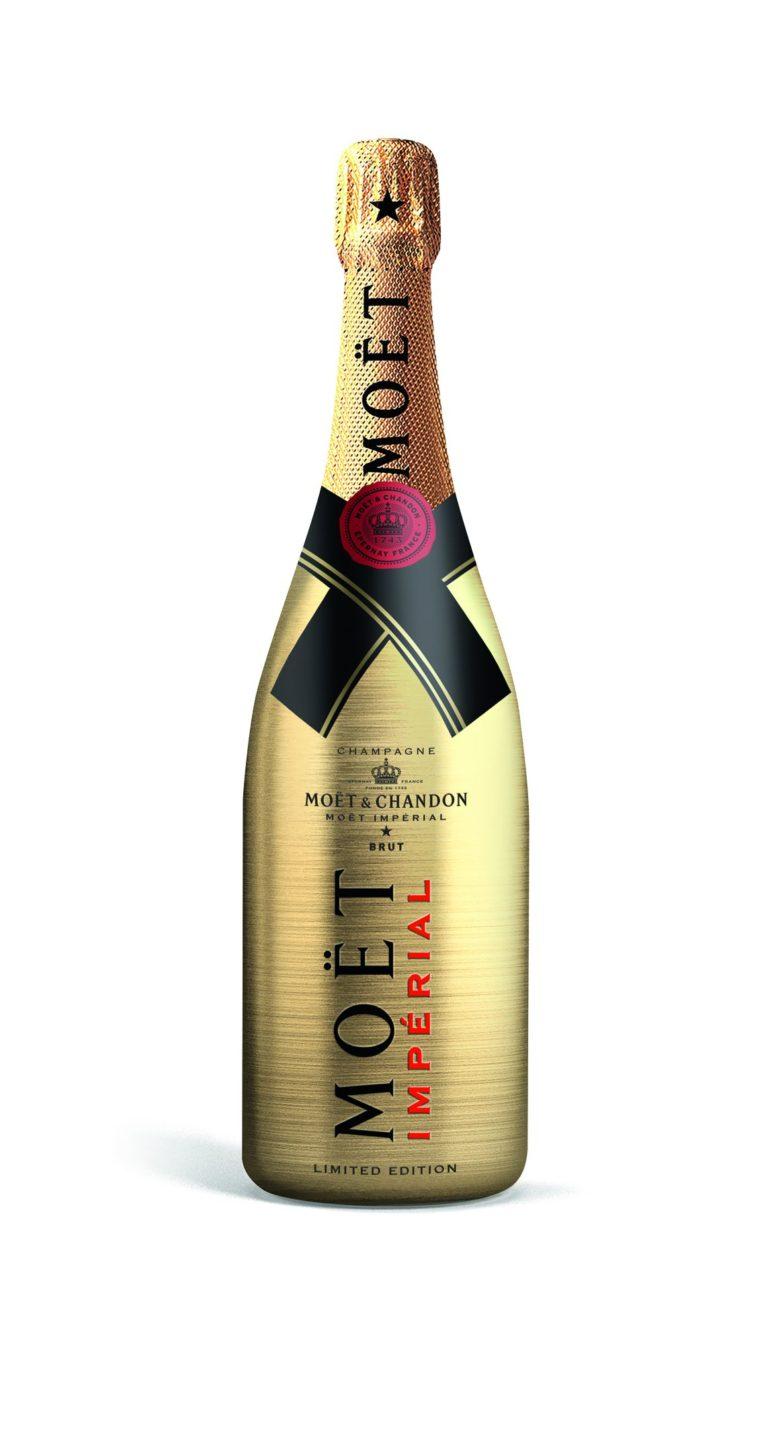 Moët & Chandon Imperial Golden Bottle