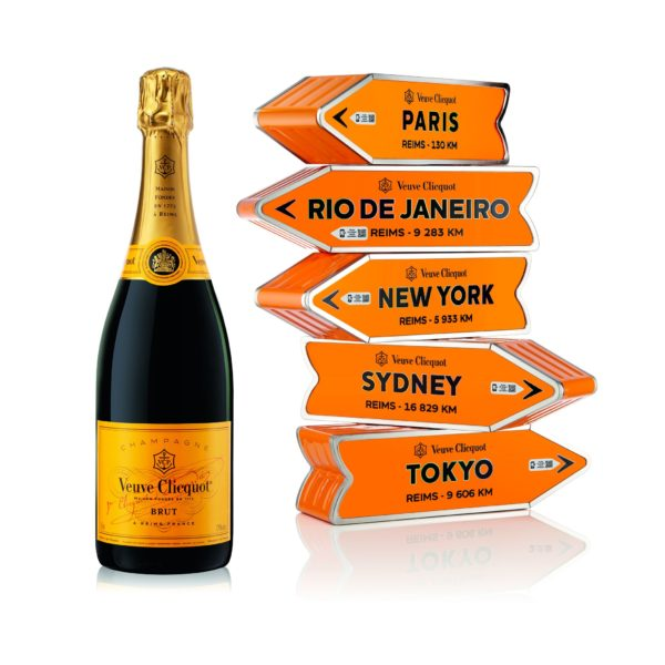 Veuve Clicquot Brut Arrow