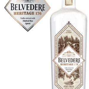 Wódka Belvedere Heritage 176 0,7L NOWOŚĆ!