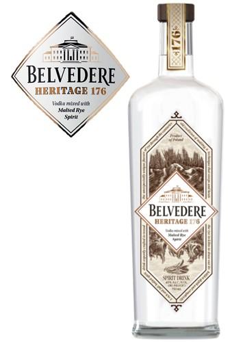 Belvedere Heritage 176 0,7L