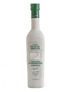 Oliwa z oliwek biodynamiczna organiczna Castillo de Canena ARBEQUINA 0,5 ltr