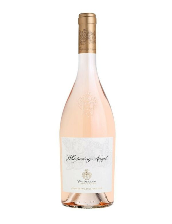 Wino Whispering Angel Cotes de Provance Rose 2020 poj. 0,75L