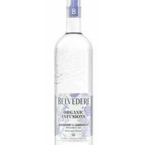 Wódka Belvedere Organic Infusions BLACKBERRY & LEMONGRASS 40% 0,70L NOWOŚĆ! EDYCJA LIMITOWANA!