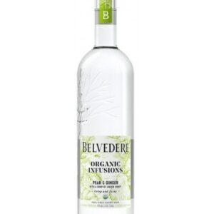 Wódka Belvedere Organic Infusions PEAR & GINGER 40% 0,70L NOWOŚĆ! EDYCJA LIMITOWANA!