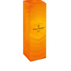 Szampan Veuve Clicquot PREMIUM RETRO GIFT BOX Brut 0,75l LIMITOWANA EDYCJA! NOWOŚĆ!